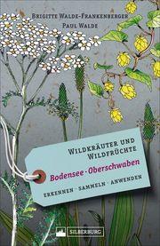 Wildkräuter und Wildfrüchte Bodensee Oberschwaben Walde-Frankenberger, Brigitte/Walde, Paul 9783842521889