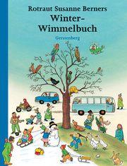 Winter-Wimmelbuch Berner, Rotraut Susanne 9783836950336