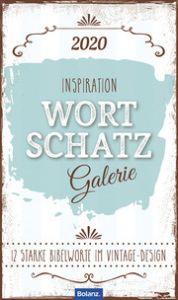 Wortschatzgalerie - Inspiration 2020  9783866032897
