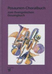 Cover Posaunen-Choralbuch. Ausg. West Rheinland/Westfalen/Lippe