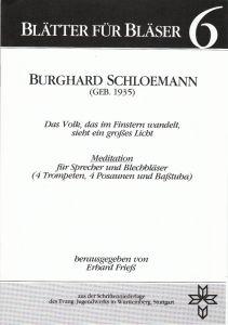 Burghard Schloemann (Geb. 1935)