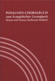 Cover Posaunenchoralbuch Hessen Nassau