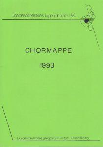 Chormappe 1993
