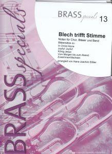 Brass specials 13 Blech trifft Stimme