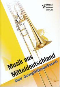 Musik aus Mitteldeutschland Jungbläserheft