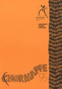 Chormappe 1995