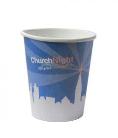 ChurchNight Papp Kaffeebecher
