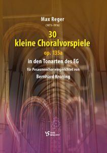 30 kleine Choralvorspiele op. 135a