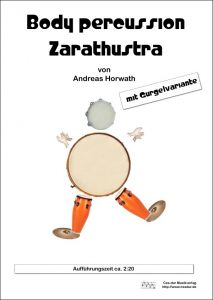 Body percussion Zarathustra
