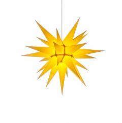 Herrnhuter Stern i6 - gelb ca. 60 cm