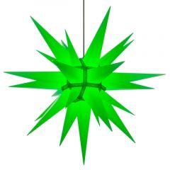 Herrnhuter Stern A13 grün ca. 130 cm