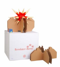 Herrnhuter Stern Aufbewahrungskarton i4 / A4