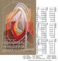 Jahreslosung 2020 Motiv Bahlinger Taschenkalender 10er