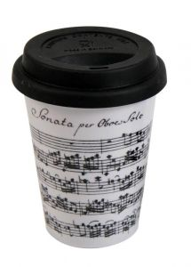 Coffee-to-go Becher Vivaldi Libretto