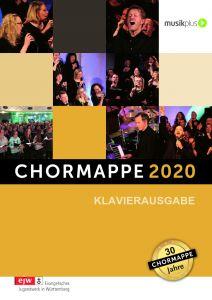 Chormappe 2020 Klavierausgabe