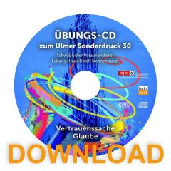 Übungs-CD zum Ulmer Sonderdruck 30 DOWNLOAD MP3