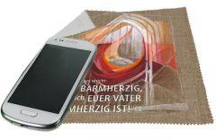 Jahreslosung 2021 Motiv Bahlinger Mikrofasertuch