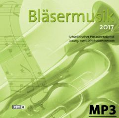 Download Bläsermusik 2017 Doppel-CD (MP3)