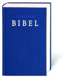 Zürcher Bibel Dunkelblau  9783438012869