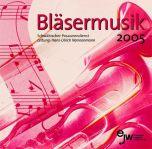 Cover Bläsermusik 2005 CD
