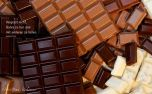 Vesperbrettchen / Frühstücksbrettchen Schokolade