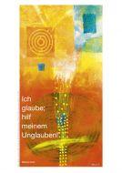 Jahreslosung 2020 Motiv Habedank Kunstblatt A3