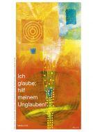 Jahreslosung 2020 Motiv Habedank Kunstblatt A4
