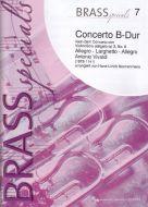 Brass Specials 7 Concerto B-Dur