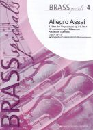 Brass Specials 4 Allegro Assai 1. Satz der Orginalsonate op. 61 Nr.4