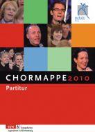 Chormappe 2010 Partitur