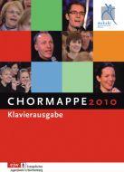 Chormappe 2010 Klavierausgabe