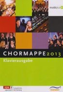 Chormappe 2013 Klavierausgabe