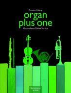 Organ plus one - Heft Gottesdienst