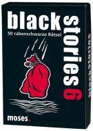 Black Stories 6 Bernhard Skopnik 9783897776029