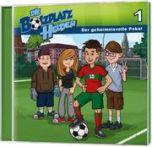 Die Bolzplatzhelden 1 - Der geheimnisvolle Pokal Mörken, Christian 4029856406510