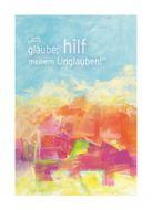 Jahreslosung 2020 - Faltkarte Pander, Elisabeth von 4250454709394