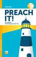 Cover Preach it! 9783866872318