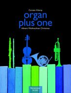 Organ plus one - Heft Advent und Weihnachten