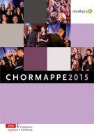 Chormappe 2015  Klavierausgabe