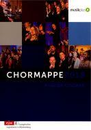 Chormappe 2018 Klavierausgabe