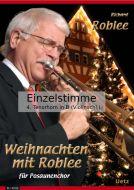 Weihnachten mit Roblee 4.Tenorhorn in B Violinschlüssel