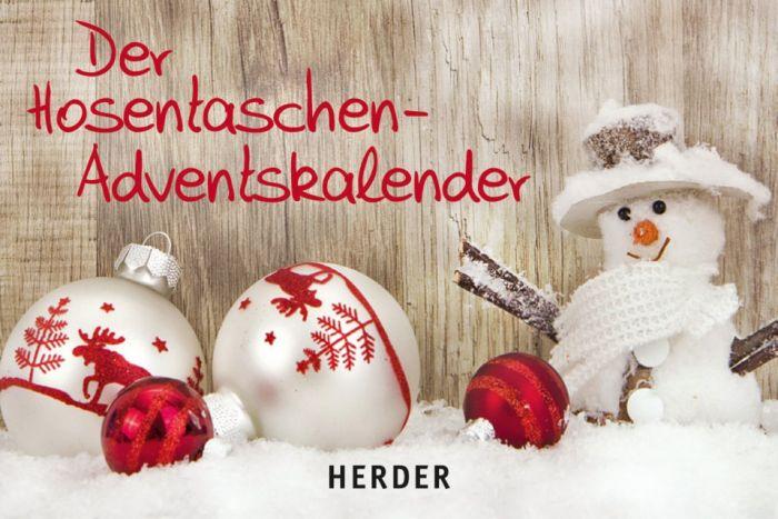 Herder Hosentaschen Adventskalender